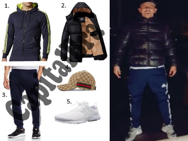 Adidas superstar and nike free cum 7