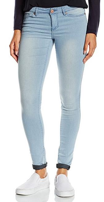 NOISY MAY Damen Slim Jeanshose