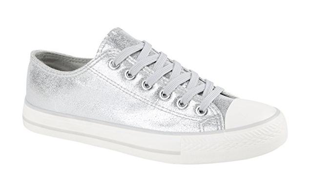 Sneakers Metallic