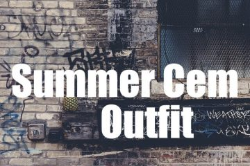 Summer Cem Outfit