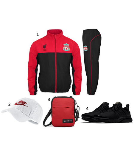 Liverpool Outfit