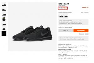 Nike Free RN Damen