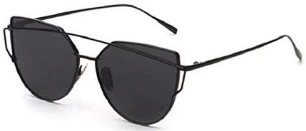 Yistu Twin-Träger Sonnenbrille schwarz