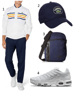 187 Style Outfit