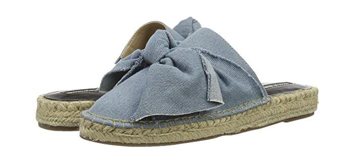 Buffalo Damen 316-3740 Fabric Slipper