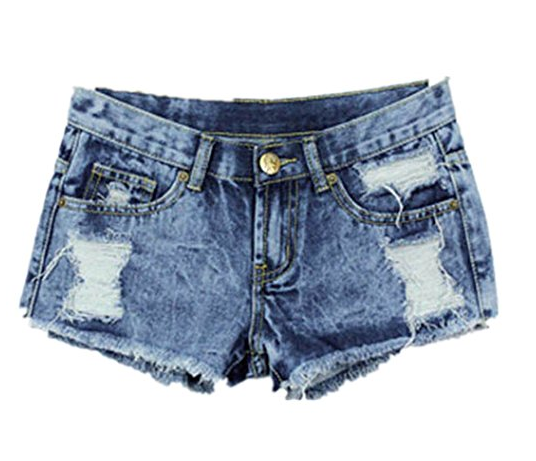 Damen Hot Pants