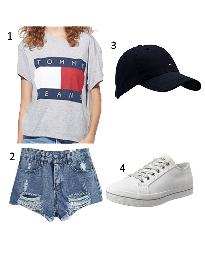 Hilfiger Outfit