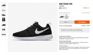 Nike Roshe One Damenschuh im Sale