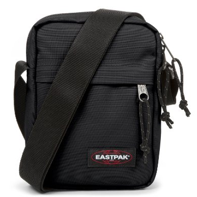Pusher Tasche Eastpak Umhängetasche THE ONE, 2.5 liter, Black