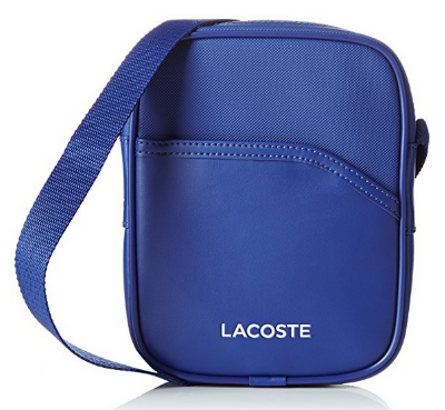 Pusher Tasche Lacoste blue
