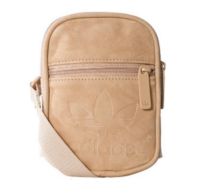 adidas Unisex Fest Bag Casual Pusher Tasche Beige