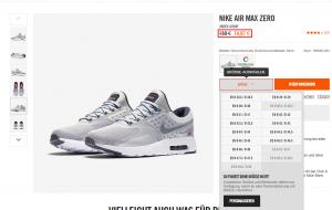Nike Air Max Zero Sale