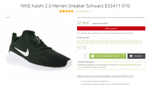 best loved 9fecb fb53e Nike Kaishi 2.0 Sale Herren