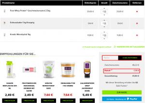 bulkpowders sale