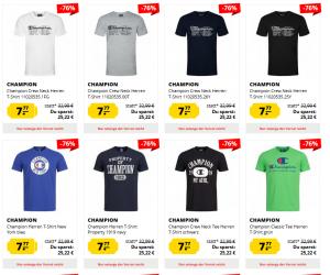 Champion T-Shirt Sale