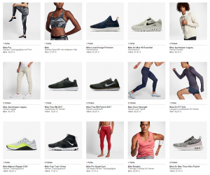 Nike Mid Season Sale