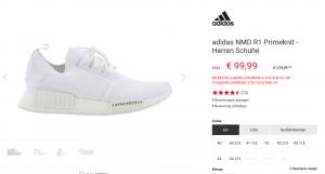 adidas NMD R1 Primeknit SALE!