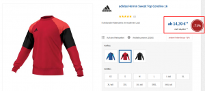 adidas sweatshirt sale