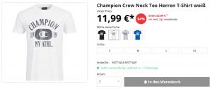 champion crewneck shirt