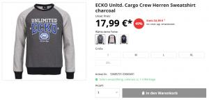 ecko unltd pullover