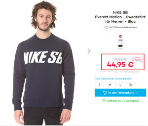 nike sb sweater sale