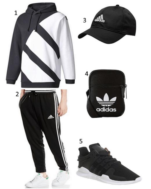 All adidas everything #2