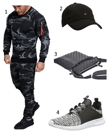 Amaci&Sons Camo Outfit