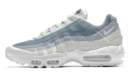 Nike Air Max 95 iD weiß