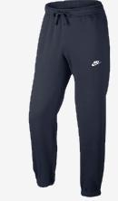Nike Sportswear Herren-Fleece-Hose in Standardpassform