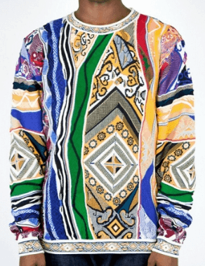 Coogi Biggie OG Sweater