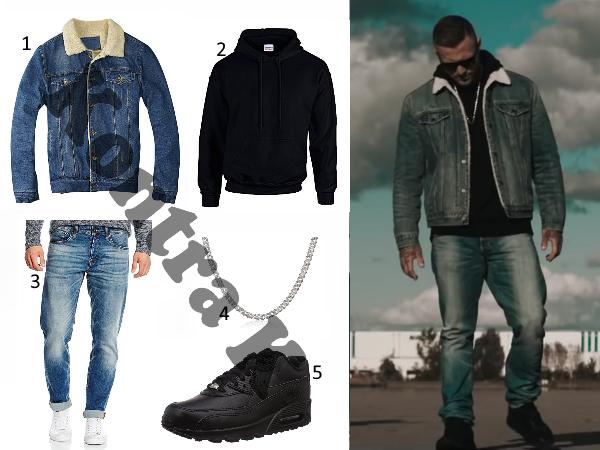 Kontra K Soldaten 2.0 Outfit