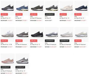 Nike Air Max 97 Sale