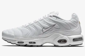 Nike Air Max Plus in weiss
