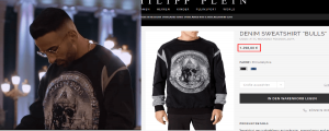 Pa Sports Philipp Plein Illuminati Pullover