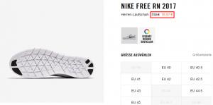 nike free rn 2017 sale