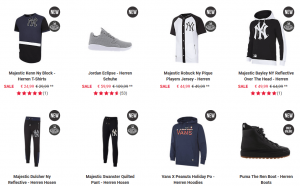 footlocker whats hot sale