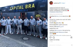 Capital Bra Sneaker – Der Nike Air Max 270 – HoodSide – Hoodside