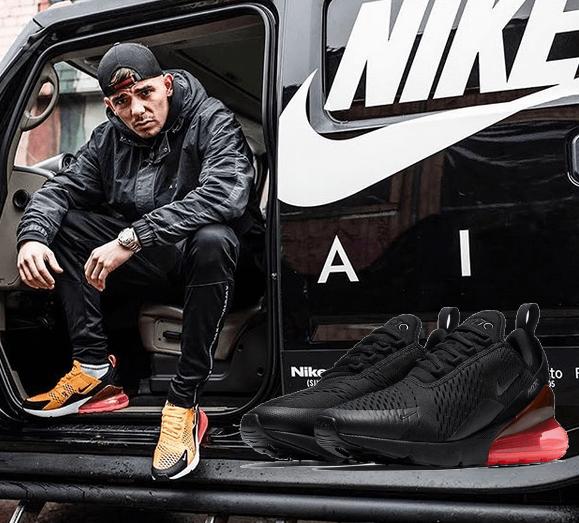 Capital Bra Sneaker – Der Nike Air Max 270 – HoodSide
