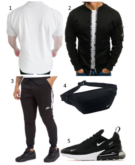 Faredu Outfit