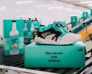 Pfeffi Puma Schuhe