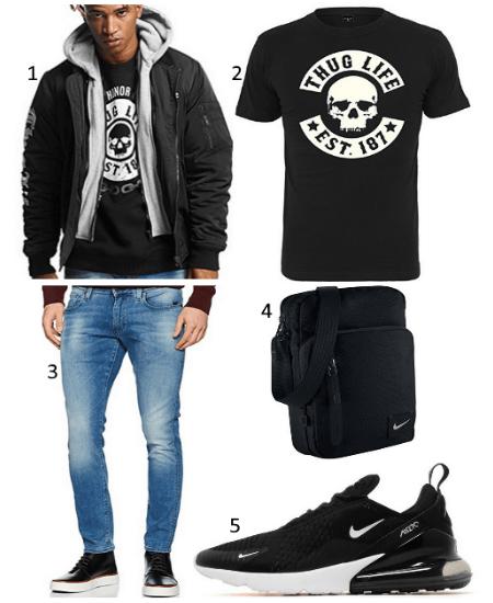 Thug Life Outfit