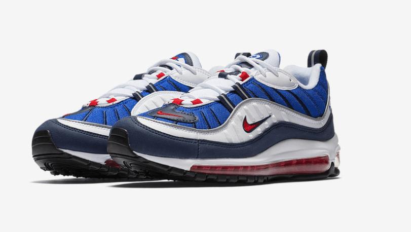 Trend Sneaker 2018 Nike Air Max 98 Gundam