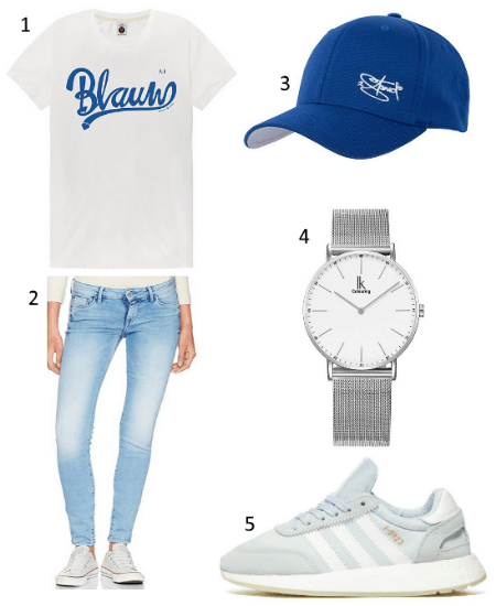 Classic Frauen Outfit