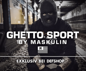 Ghetto Sport by Maskulin von Fler