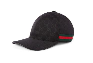 Gucci Cap schwarz