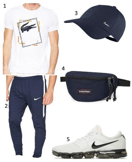 Blue Streetwear