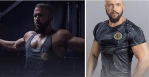 Kollegah Deus Maximus Gym Line