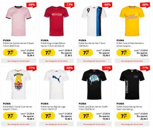 PUMA Polos & Shirts Sale