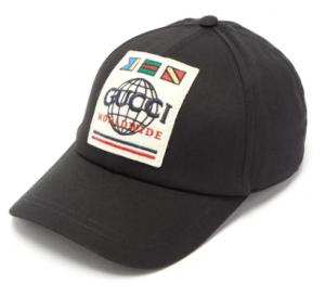 Gucci Worldwide Cap