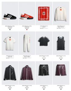 Alexander Wang x adidas originals collabo